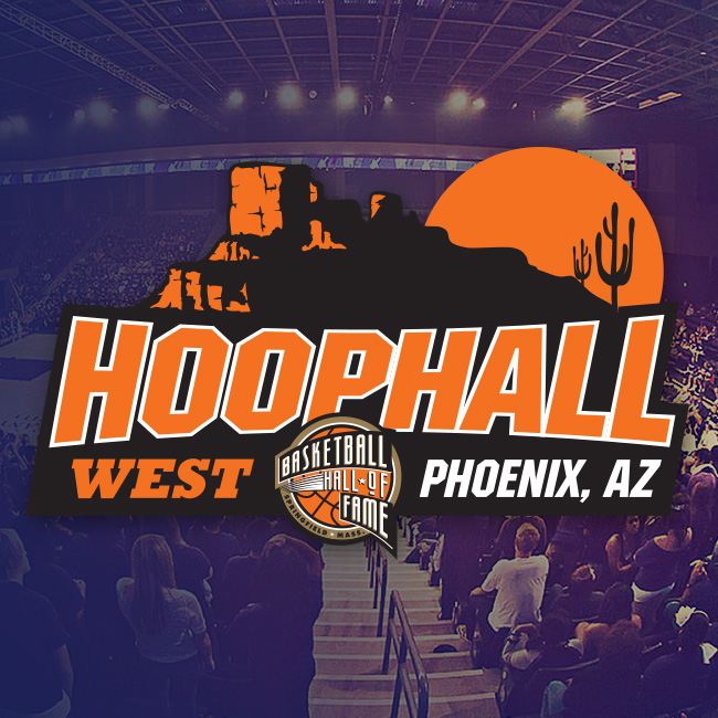 Hoophall West Logo