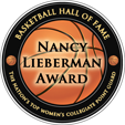 The Nancy Lieberman Award Event Logo