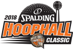Spalding Hoophall Classic Event Logo