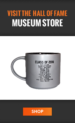 Class of 2018 Enshrinement Mug
