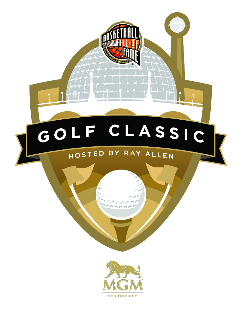 MGM Springfield Hall of Fame Golf Classic Event Logo