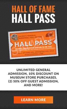 Get your Hall of Fame Hall Pass
