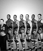 Photo of Harlem Globetrotters