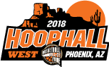 Hoophall West Event Logo