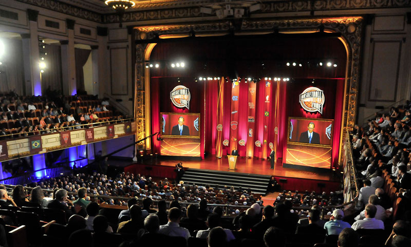 The Naismith Memorial Basketball Hall of Fame :: Election Process